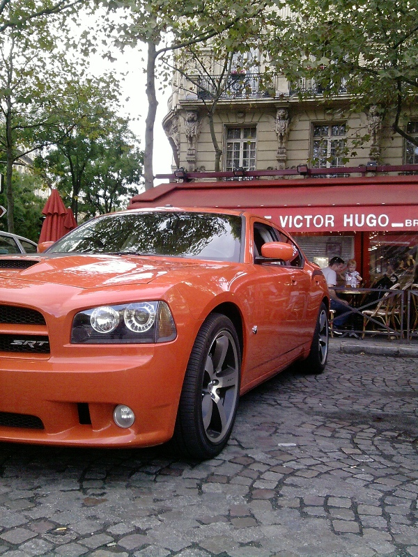 E.T.R. et sa Dodge Charger SRT-8 Super Bee 2009 - Page 3 Retour_homologation_00